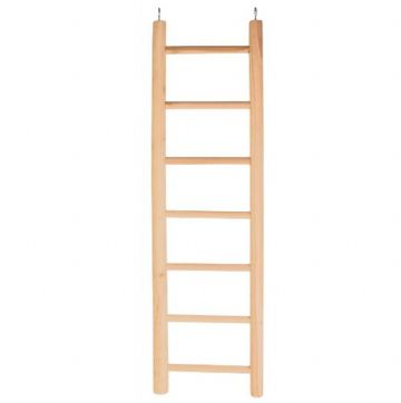 Pet Ting Wooden Ladder - 7 Steps